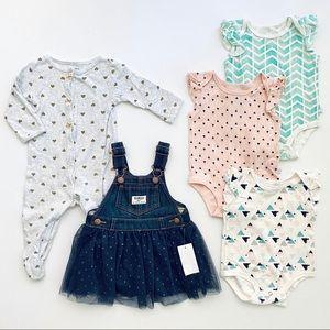 Baby Girl Lot 4